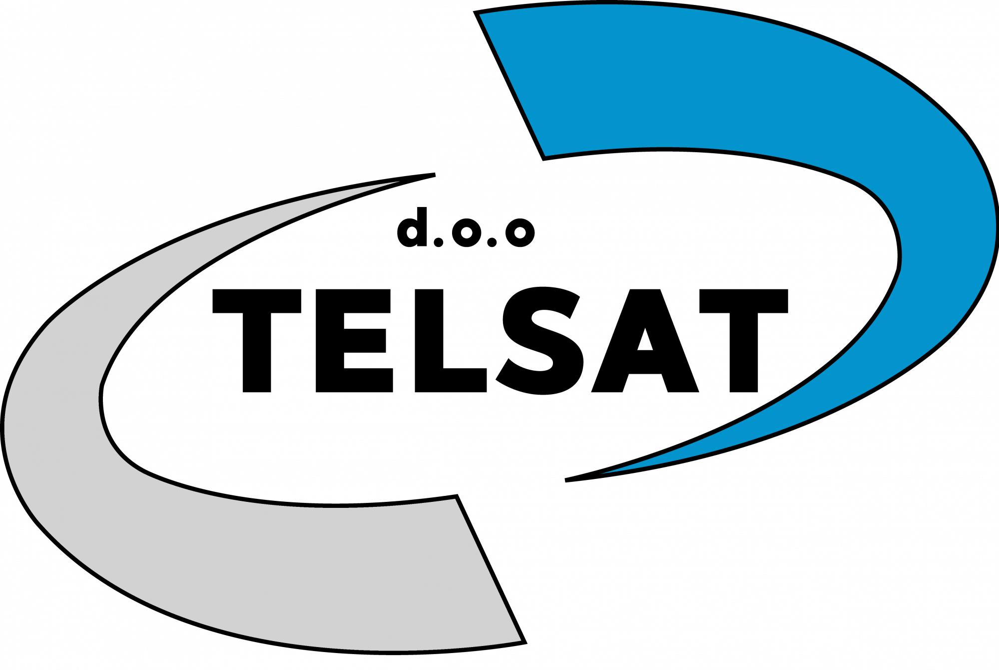 Logo - Telsat doo. - Servo Mihalja 10, Novi Sad