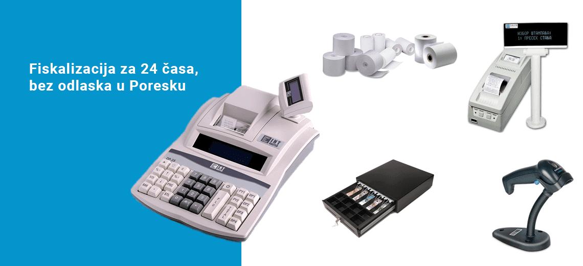 Fiskalne kase i video sistemi