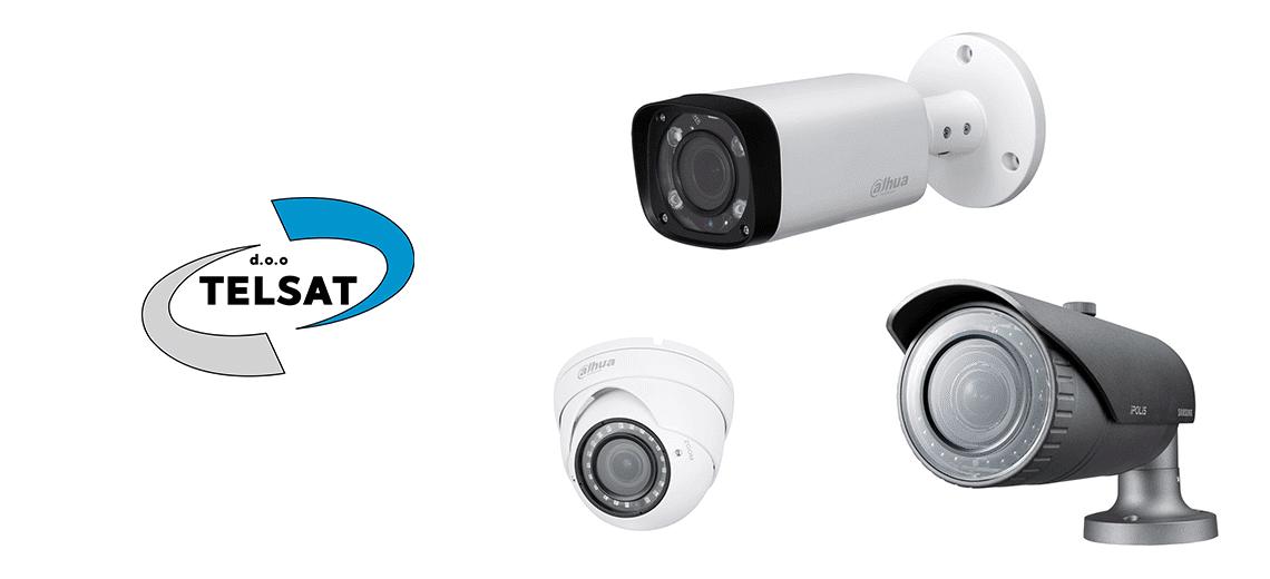 Fiskalne kase, alarmni sistemi i video sistemi